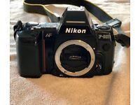Nikon D801 s