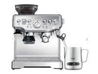 Sage Barista Bean-to-Cup Coffee Machine + 1yr warranty