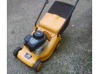 Mculloch Petrol Mower Briggs & Stratton Good Condition