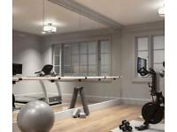 Gym space for PT to rent next to 15m underground swimming pool