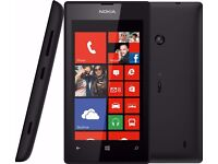Nokia Lumia 520 Black 8GB Unlocked Windows Smartphone