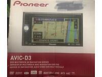 Pioneer DVD Multimedia AV NAVIGATION