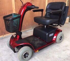Pride Colt Medium size Pavement mobility scooter