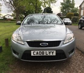 Ford mondeo, 1.8tdci, edge, 5door, great family car.