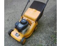 Mculloch Petrol Mower Briggs & Stratton Good Condition