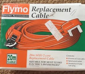 Flymo replacement cable for lawnmower (20 metres)