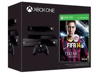 Xbox One Console: Day One Edition (with FIFA 14 download code)