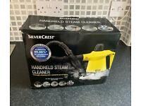 Silvercrest handheld steam cleaner