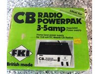 Colt 720 DX CB Radio and powerpak etc.