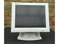 "Philips Brilliance 150P2 15"" LCD Monitor with built-in Speakers FREE"