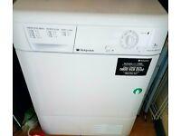 Hot point tumble dryer