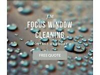 Focus Window Clean. Call/text/email..free Quote
