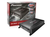 Pioneer GM-D8601 1600W amp amplifier