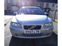 VOLVO S60 D5 AUTOMATIC SE 2.4 07 PLATE