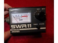 SWR meters, pick and mix