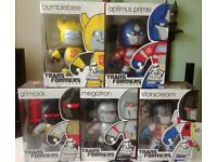 5 BOXED TRANSFORMERS MIGHTY MUGGS WAVE 1 DISCONTINUED TORQUAY