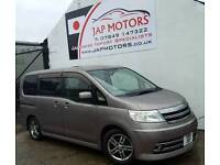 NISSAN SERENA RIDER 2.0 2005 AUTOMATIC