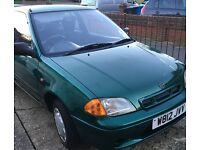 Great condition 2000 Suzuki swift