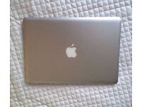 Macbook Air Apple mac laptop 13inch widescreen in full working order