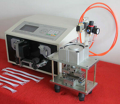 New Swt508-px Compter Wire Cable Stripping Cutting Peeling Sub-line Machine
