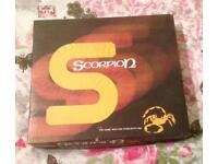 Vintage Rare Spear's Scorpion Board Game 1983. Complete And Good Condition.
