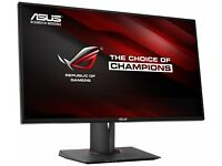 ROG Swift PG278Q Gaming Monitor - 27'' 2K WQHD (2560 x 1440), 1ms, up to 144Hz, G-SYNC™