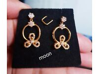 22K 22ct Yellow Gold Earrings - EXCLUSIVE