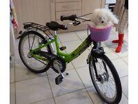 """Puky Skyride 20-3 Kids Bike 20"""""""