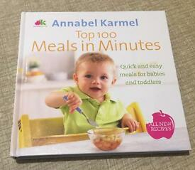 Annabel Karmel Top 100 Meals in Minutes