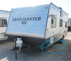 2017 Trailmaster 198bh