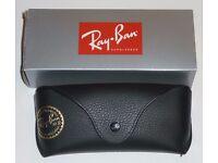 Genuine Ray Ban Sunglasses Case - Brand New