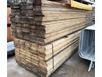🌩Wooden Scaffold Style Boards ~ New