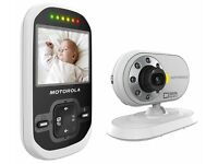 motorola baby camera and moniter