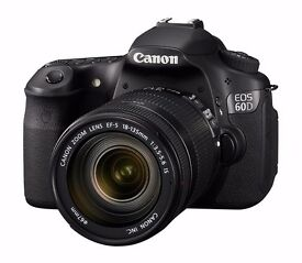 Canon 60D 18-135 like NEW