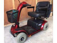 Medium size Pavement mobility scooter - Pride Colt