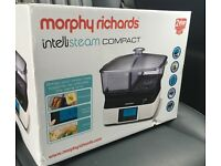 Morphy Richards itellisteam compact steamer