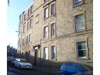 1 bedroom fully furnished 3rd floor flat to rent on Stewart Terrace, Gorgie, Edinburgh