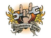 refurbishment and maintenance