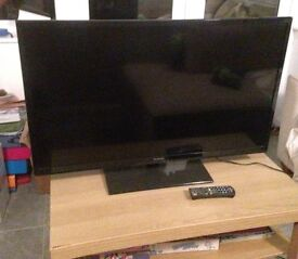 39 Inch Panasonic television - immaculate