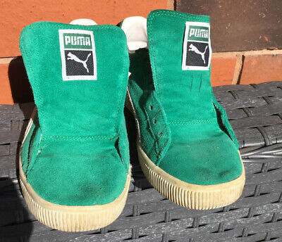 Puma Clyde, Uk5 Suede States Basket 90681