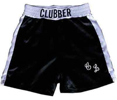 Clubber Lang Trunks Rocky Mr. T Fancy Dress Up Halloween Adult Costume (Mr T Halloween Kostüme)