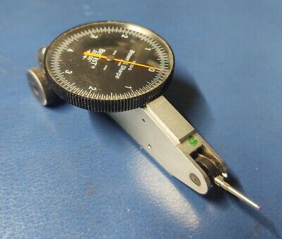 Brown Sharpe 7033-5 Dial Indicator Best Test .00005 Swiss Made Jeweled Ruby