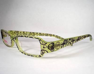 KENZO 2081 Green CO1 Women Eyeglasses Eyewear Frames Designer Ladies