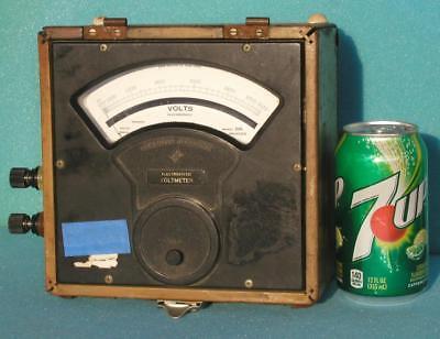 Sensitive Research Instrument Corp. Electrostatic Voltmeter 3.0 Kv