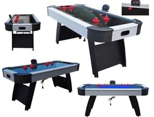 6ft Electric Air Hockey Table $75 x 4 Fortnightly Instalments Hope Valley Tea Tree Gully Area Preview