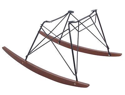 WIDE MOUNT Rocker Chair Base fits Herman Miller Eames Shell Mid Century Modern
