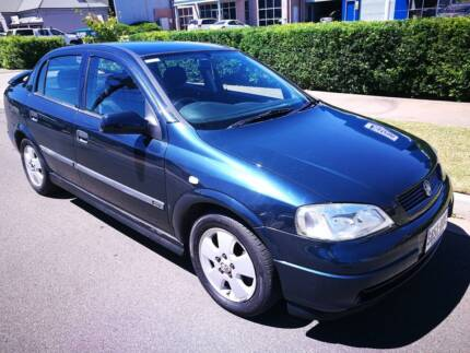 HOLDEN ASTRA 2003 CD AUTO , MAY REGO $2290 Mile End South West Torrens Area Preview