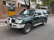 TOYOTA LANDCRUISER 100 SERIES TURBO DIESEL $12990 Mile End South West Torrens Area Preview