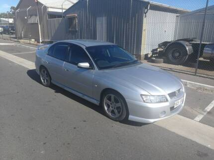 COMMODORE 2005 SV6, LOW KMS $4990 Woodville South Charles Sturt Area Preview