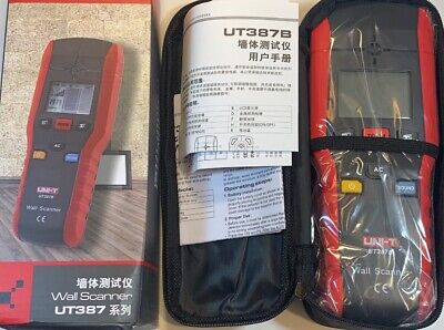 Uni-t Ut387b Fast Digital Wall Tester With Handheld Wall Tester Scanner New